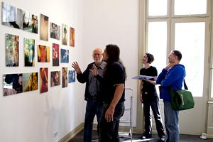 Unity Art Nabiha + Thom_UNITY_Thalhaus Galerie Wiesbaden