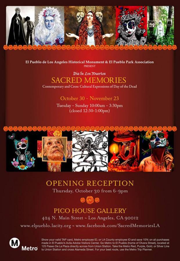 2014_10_30_Sacred Memories LA